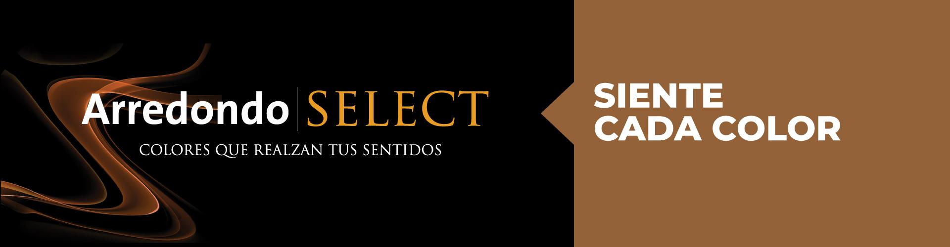Catálogo de Colores Arredondo Select